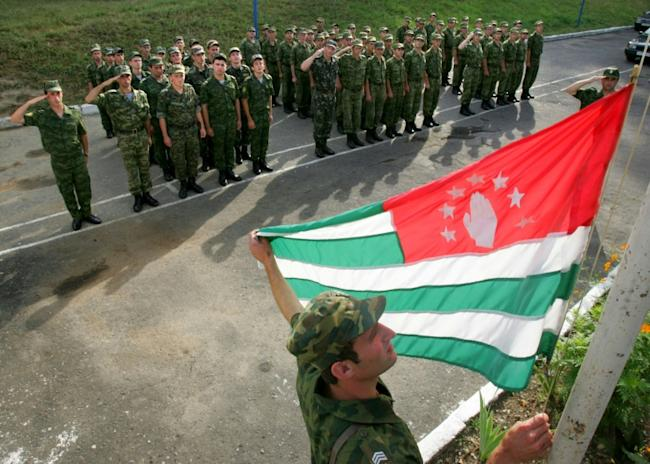 Abkhazia has claimed independence from Georgia since an armed conflict in the early 1990s after the collapse of the Soviet Union