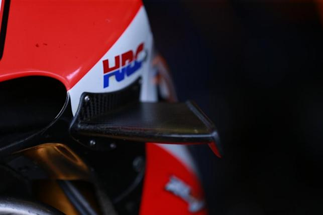 MotoGP bike Winglet