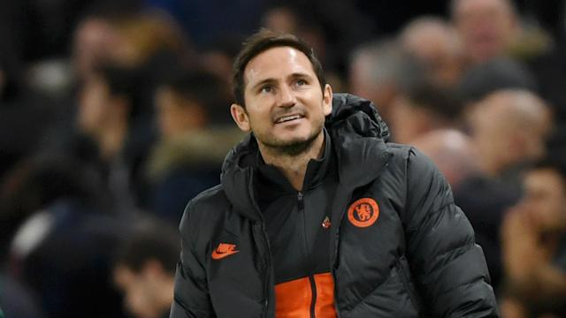 Chelsea head coach Frank Lampard admitted to being superstitious and has talked in detail about his usual pre-match routine.