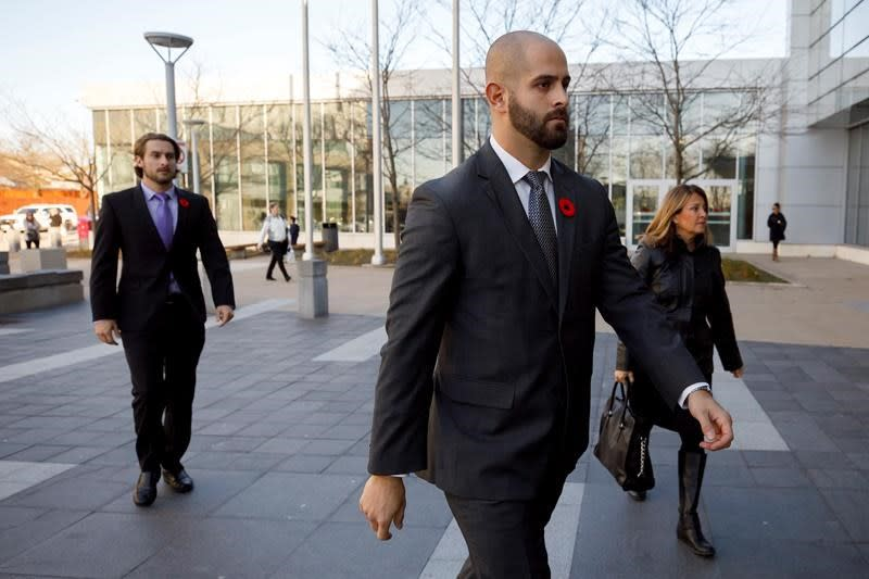 Toronto cop found guilty of assaulting Dafonte Miller challenges conviction