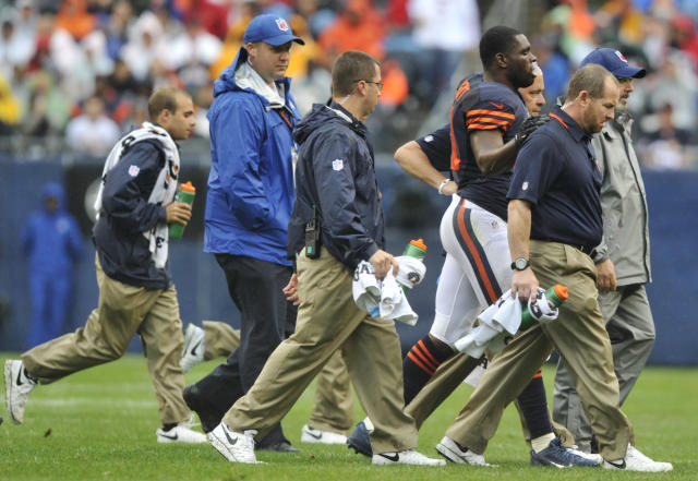 NFL Injuries: Chargers' Floyd suffers neck injury