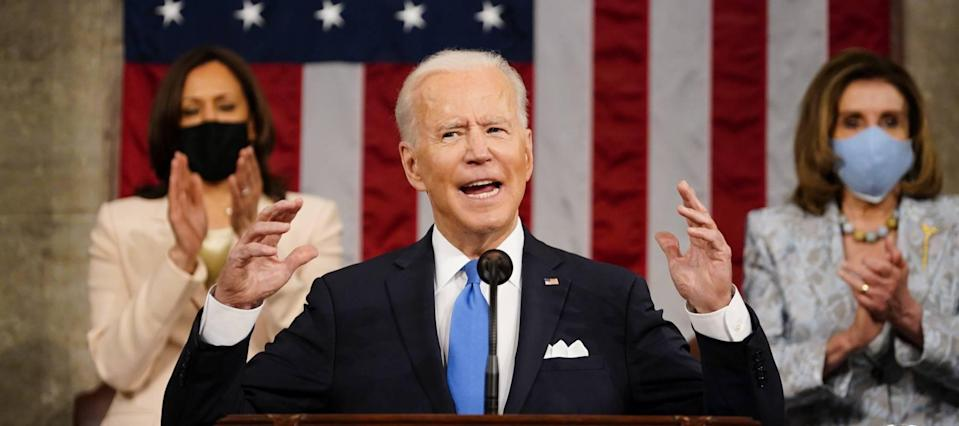 The new, monthly stimulus checks for families: Biden wants them for years
