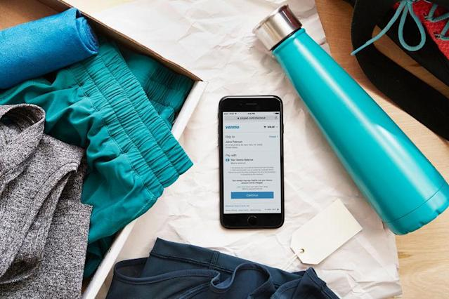 Venmo is on track to become a full-service digital wallet. (PayPal)