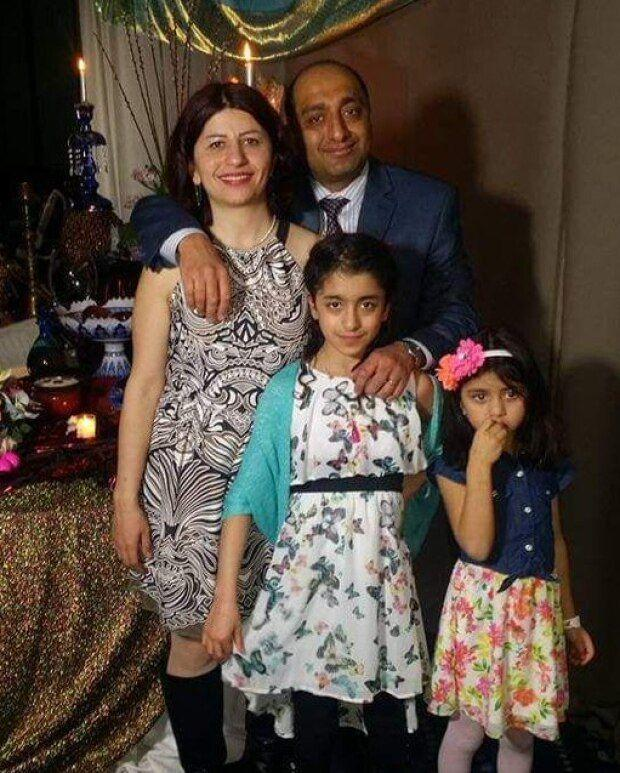 Family of four from Edmonton the casualties. Courtesy: CBC