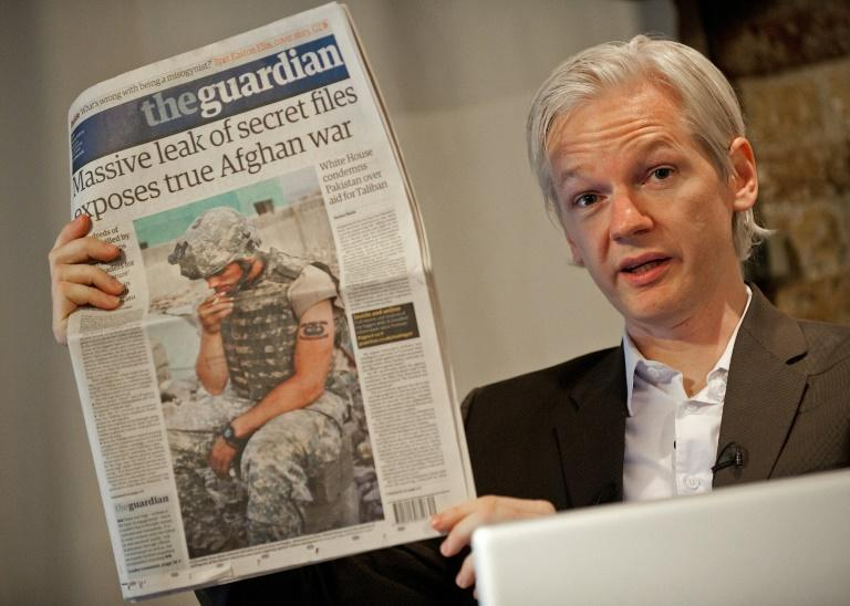 The charges against Julian Assange stem from his site's release in 2010 of a trove of classified State Department and Pentagon files detailing the realities of the US campaigns in Afghanistan and Iraq