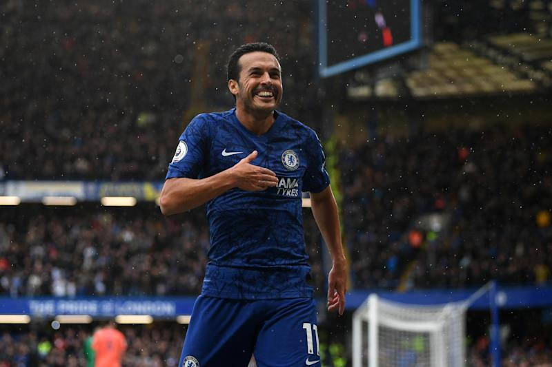 Pedro's contract is due to expire this summer Photo: Getty Images