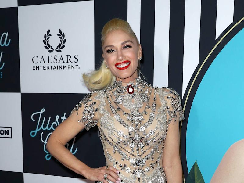 Gwen Stefani's iconic '90s pink hair was an accident