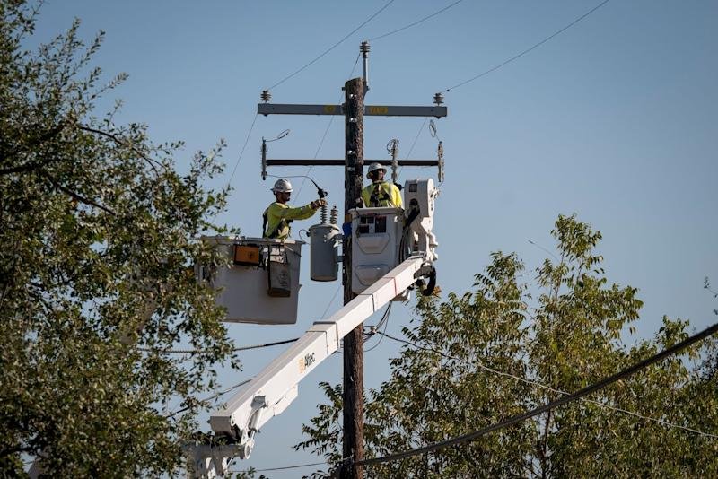 PG&E Tries to Assure Strict Judge It's Safer on Wildfires