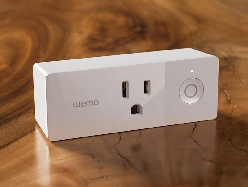 Convert your home into a smart home this weekend. (Photo: Amazon)