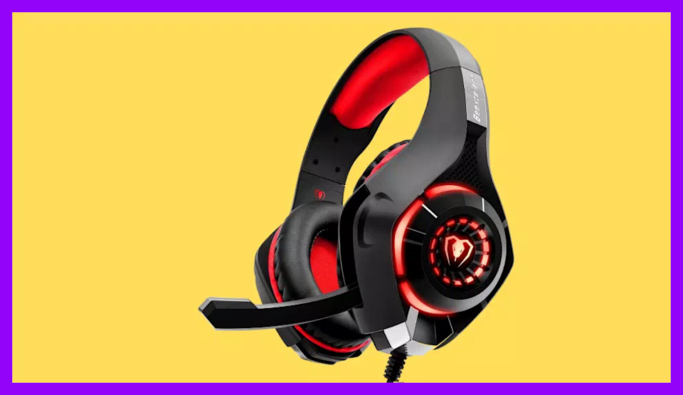 Save 50 percent on the Beexcellent Gaming Headset. (Photo: Amazon)