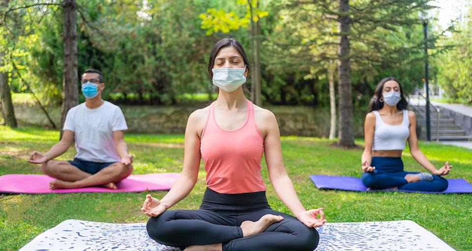 Yoga leads to a perfect harmony between mind and body, man and nature, individual consciousness and universal consciousness. That is why Yoga can be a great tool to help improve respiratory health and immunity, both of which are involved in the prevention and healing from COVID-19