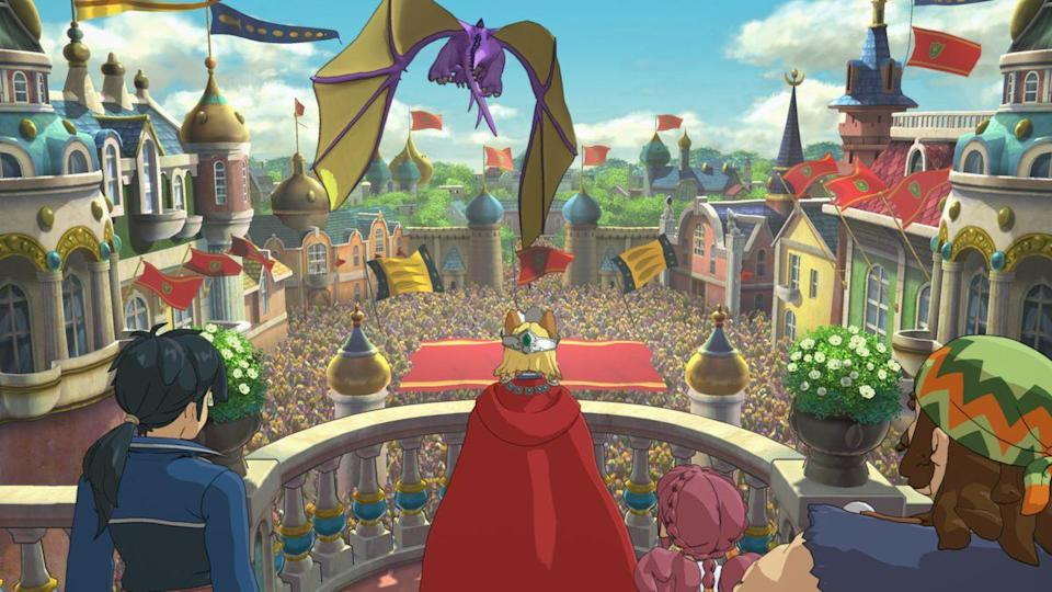 'Ni No Kuni' is a deep role-playing game that is stunning to behold.
