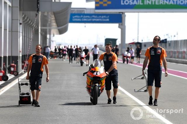 "Red Bull KTM Ajo <span class=""copyright"">Gold and Goose / Motorsport Images</span>"