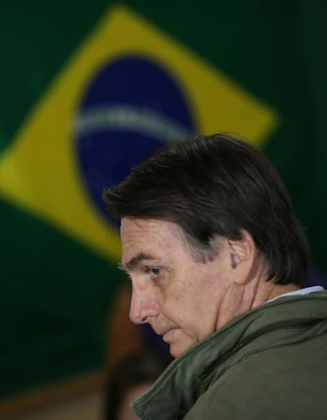 Bolsonaro, a social-media aficionado given to openly speaking his mind, admires Trump and many of his policies