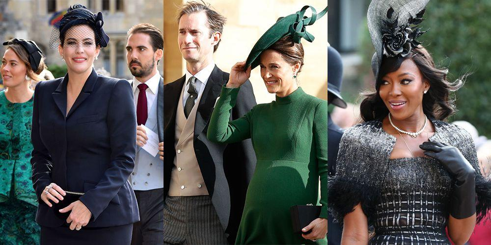 "<p>They're all here! Some of the most famous royals and entertainers - British and American - celebrated <a rel=""nofollow"" href=""https://www.goodhousekeeping.com/life/entertainment/g23730430/princess-eugenie-and-jack-brooksbanks-royal-wedding-photos/"">Princess Eugenie and Jack Brooksbank's wedding</a> at St. George's. See? Celebrities <em>love</em> a royal wedding, just like the rest of us.</p>"