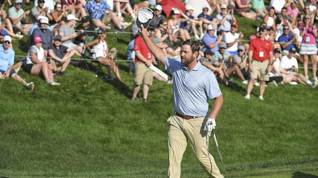 It was a life-changing week for a handful of players who are accustomed to grinding out results on the PGA Tour.