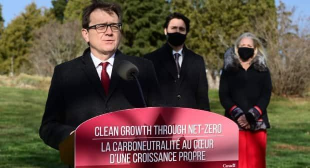 Minister of Environment and Climate Change Jonathan Wilkinson says he's willing to make changes to the Liberal government's net-zero emissions bill in exchange for support from the NDP.