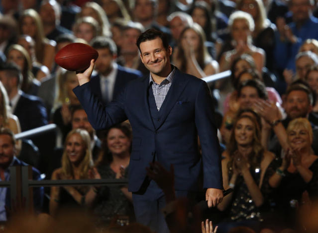 Tony Romo Is Headed to the Broadcast Booth, Where He Could Be One of the Best Ever