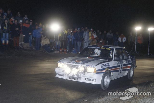 "Walter Rohrl-Christian Geistdörfer (1980 y 1982) <span class=""copyright"">LAT Images</span>"