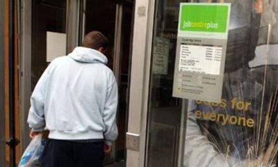 Number of unemployed people in Britain has risen