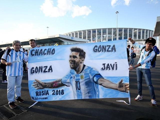 Argentina vs Croatia LIVE World Cup 2018: Lionel Messi starts - kick-off time, what channel, prediction, team news