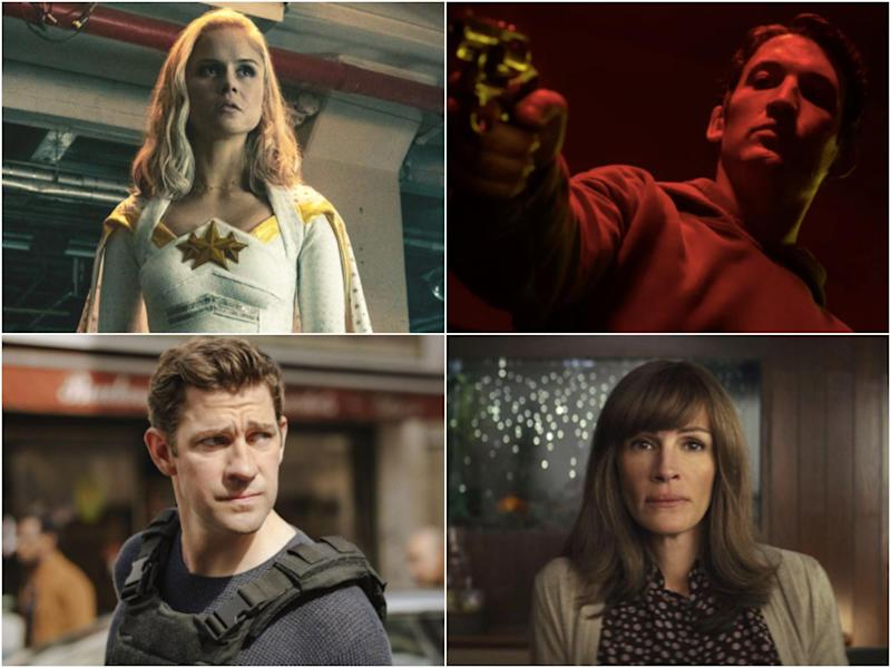 Amazon Prime's best TV shows include 'The Boys', 'Too Old to Die Young', 'Jack Ryan' and 'Homecoming': Amazon Studios