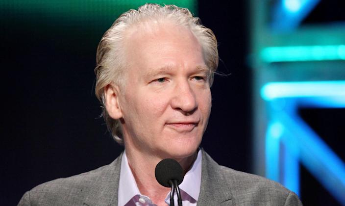 Bill Maher in 2011. / Credit: Frederick M. Brown / Getty