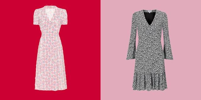 6c05c6acd <p>Floral tea dresses add a little bit of 40s style to your wardrobe