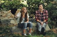<p>Remember the time when Miley had to choose between Jake and bad-boy Jesse? I mean, have you seen him? It's no wonder Miley eventually went over to the dark side. </p>