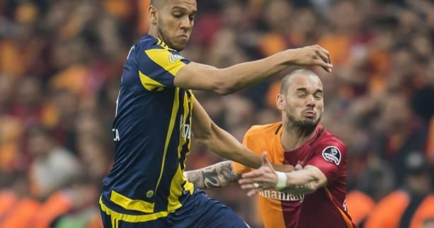 Foot - Turquie - Wesley Sneijder résilie son contrat avec Galatasaray