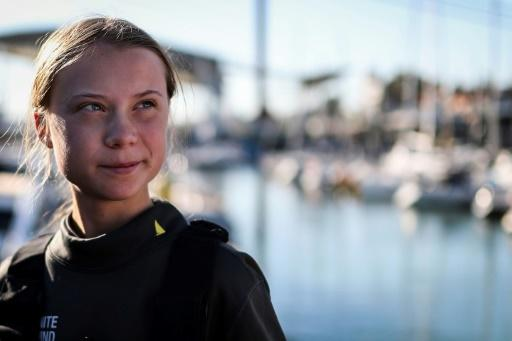 Thunberg rose to prominence after she started spending her Fridays outside Sweden's parliament in August 2018