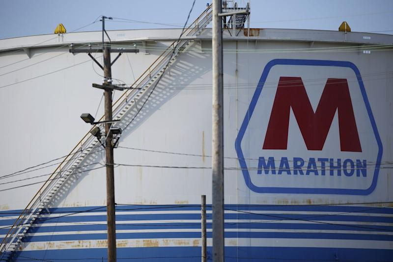 Marathon Petroleum Won't Restart Two Idled Oil Refineries