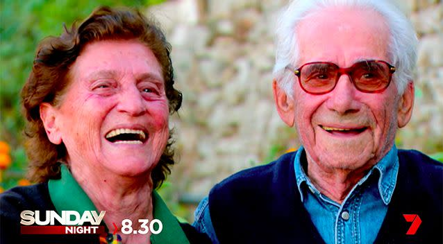 The residents on the island have their own theories as to how they've reached the age of 100.