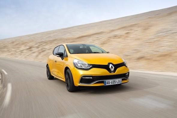 First drive: Clio Renaultsport 200 Turbo