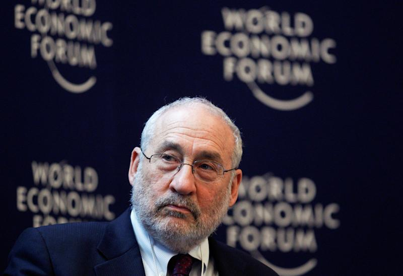 Nobel Prize-winning economist Joseph E. Stiglitz has called on authorities to 'shut down cryptocurrencies' like bitcoin. | Source: REUTERS/Christian Hartmann/File Photo