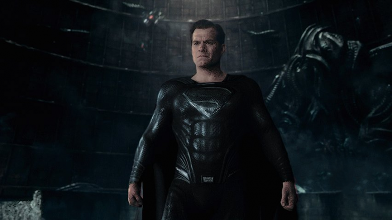 Henry Cavill in 'Zack Snyder's Justice League' (HBO Max)