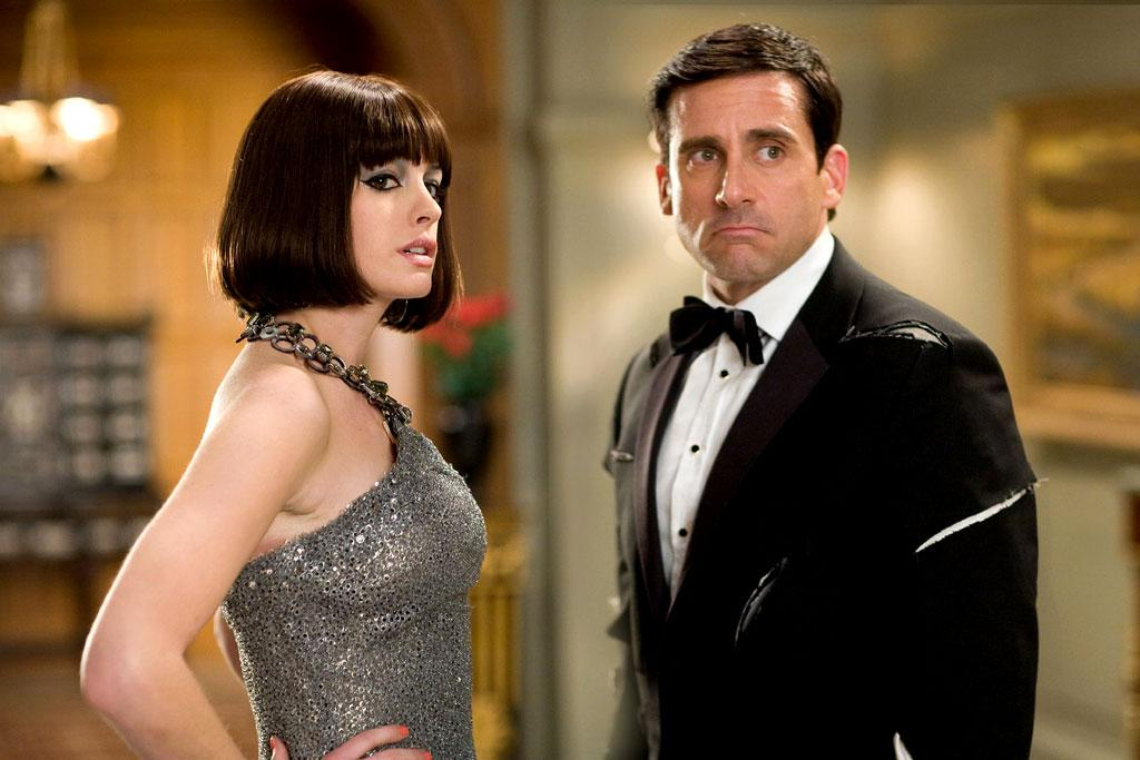 """2 NOMINATIONS -- <a href=""""http://movies.yahoo.com/movie/1809824006/info"""">Get Smart</a>  Best Comedic Performance - <a href=""""http://movies.yahoo.com/movie/contributor/1804514078"""">Steve Carell</a>  Best Villian - <a href=""""http://movies.yahoo.com/movie/contributor/1808442134"""">Dwayne Johnson</a>"""