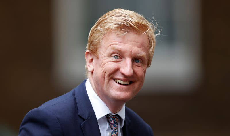 Premier League must help bail out EFL clubs - sports minister Dowden
