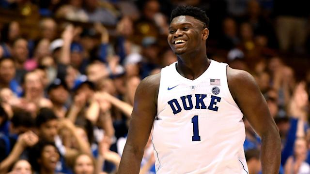 The biggest name in college basketball – Zion Williamson – is entering the 2019 NBA Draft.