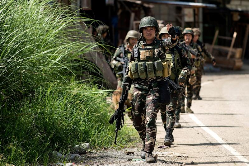 Image result for Islamic militants take hostages at Philippine school: