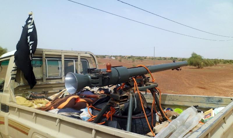 Malian Islamist group Ansar Dine is responsible for several assaults (AFP Photo/Romaric Hien)