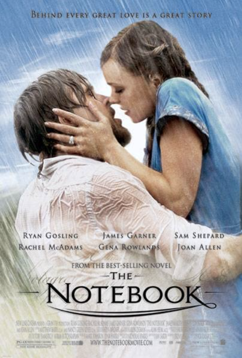"<p>This Nicholas Sparks story is heartwarming and heartbreaking all at the same time. This film also led to the short-lived but epic real life romance between Ryan Gosling and Rachel McAdams, in case you're wondering how palpable their on-screen chemistry is. </p><p><a class=""link rapid-noclick-resp"" href=""https://www.netflix.com/search?q=Pride+%26+Prejudice&jbv=60036227"" rel=""nofollow noopener"" target=""_blank"" data-ylk=""slk:STREAM NOW"">STREAM NOW</a></p>"