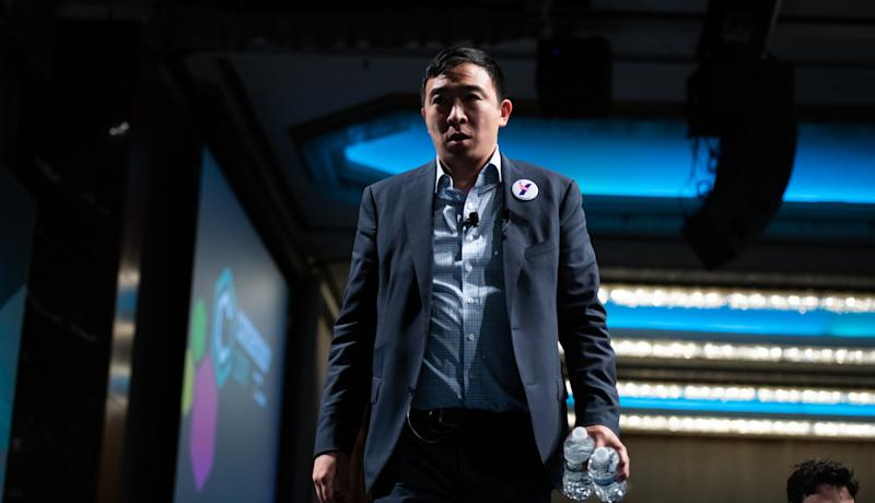 Andrew Yang Campaign Releases Technology Plan Focused on Rebuilding Public Relationship With Big Tech
