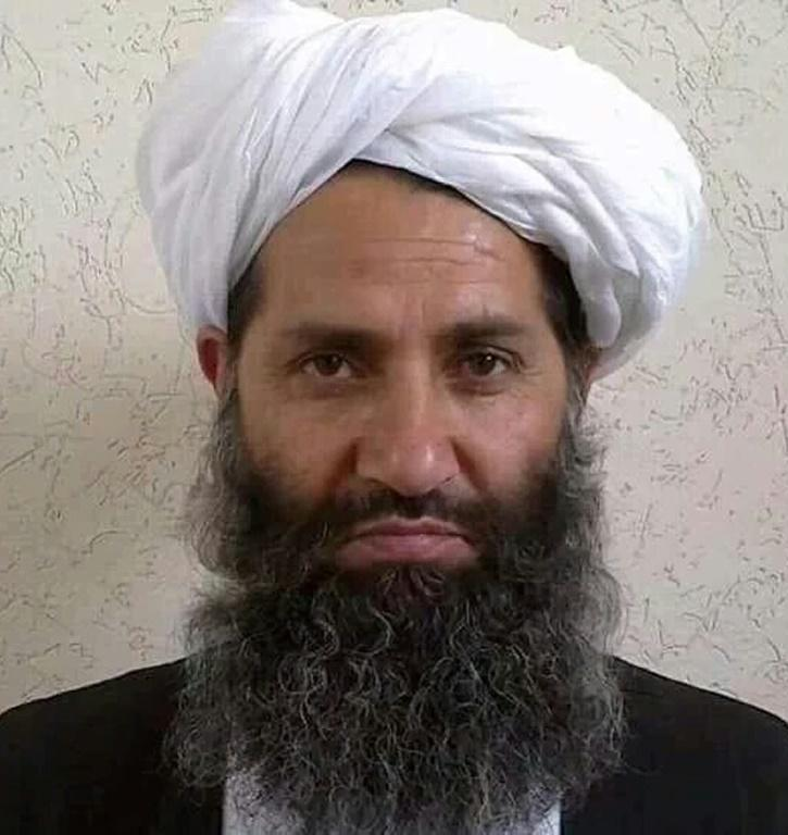 Apart from a single photograph released by the Taliban, their leader has never made a public appearance (AFP/-)