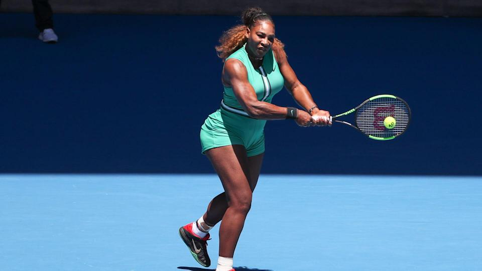 """<p><span>One of the most instantly recognizable women on Earth, Serena Williams earned $94 million in prize money over the course of her career, according to Forbes, more than twice that of any other female athlete in history. Off the court, she has millions coming in from nearly 20 corporate sponsors and investments in dozens of startups through her company Serena Ventures. With 23 Grand Slam singles titles — more than any player in the Open era and second only to Margaret Court — Williams dominated the sport like few other players in history. She won that 23rd title, passing Steffi Graf's 22, by beating her sister Venus at the Australian Open in 2017.</span></p> <p><a href=""""https://www.gobankingrates.com/net-worth/sports/much-serena-williams-worth/?utm_campaign=1130237&utm_source=yahoo.com&utm_content=39&utm_medium=rss"""" rel=""""nofollow noopener"""" target=""""_blank"""" data-ylk=""""slk:See what her net worth is now."""" class=""""link rapid-noclick-resp"""">See what her net worth is now.</a></p> <p><em><strong>Related: <a href=""""https://www.gobankingrates.com/net-worth/sports/rich-popular-athletes/?utm_campaign=1130237&utm_source=yahoo.com&utm_content=40&utm_medium=rss"""" rel=""""nofollow noopener"""" target=""""_blank"""" data-ylk=""""slk:How Rich Are Tom Brady and These Other Big-Name Athletes?"""" class=""""link rapid-noclick-resp"""">How Rich Are Tom Brady and These Other Big-Name Athletes?</a><br> </strong></em></p> <p><small>Image Credits: Leonard Zhukovsky / Shutterstock.com</small></p>"""