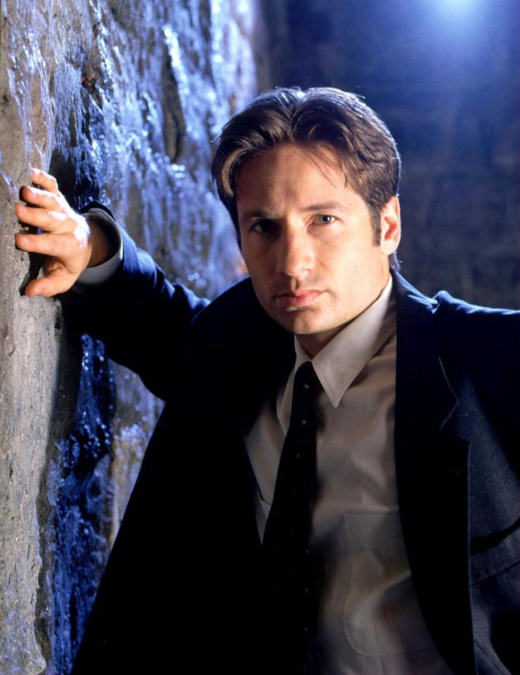 "David Duchovny, ""<a href=""/x-files/show/273"">The X-Files</a>"" — Seven seasons of playing FBI agent/alien-chaser Fox Mulder on Fox's cult sci-fi hit was enough for Duchovny… especially after he sued the network for his share of the show's syndication revenues. He bailed midway through Season 8, with Mulder making a very appropriate ""X-Files"" exit: being abducted by aliens."