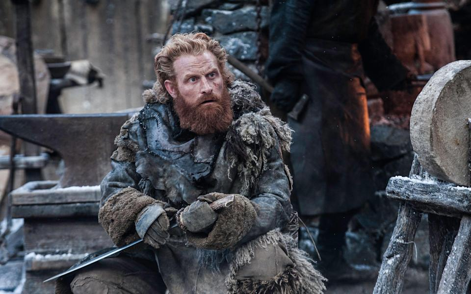 Will Tormund Giantsbane and Brienne of Tarth finally have a romance in? - HELEN SLOAN / HBO