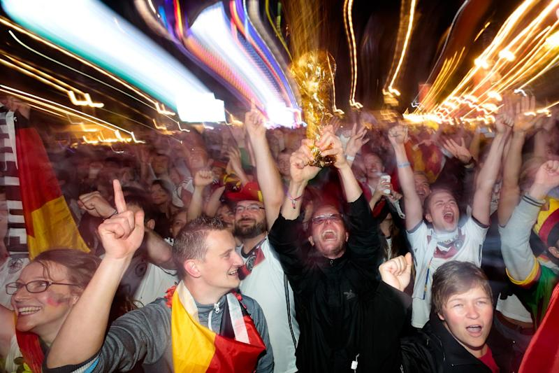 Germany basks in 4th World Cup after 24-year wait