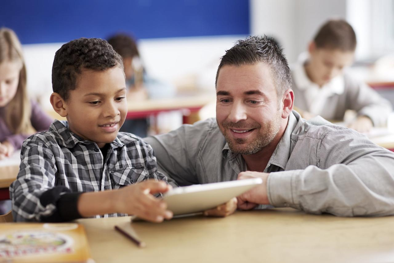 <p>In a larger classroom, the teacher won't have as much time to figure out each student's strengths and weaknesses. Talk to the teacher about what your child excels in and what they struggle with. More information can only help the teacher give your child the academic support they need.</p>