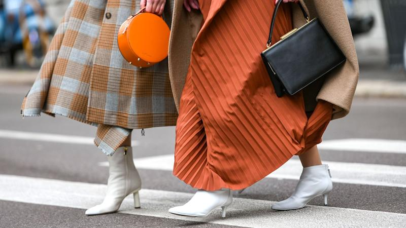 These 2020 Boot Trends Were Made for Walking—and Looking Stylish as Hell